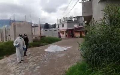 Mortal accidente laboral en Quetzaltenango