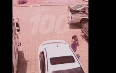 VIDEO   Así quedó grabado el intento de hurto de vehículo en la zona 3 de Xela
