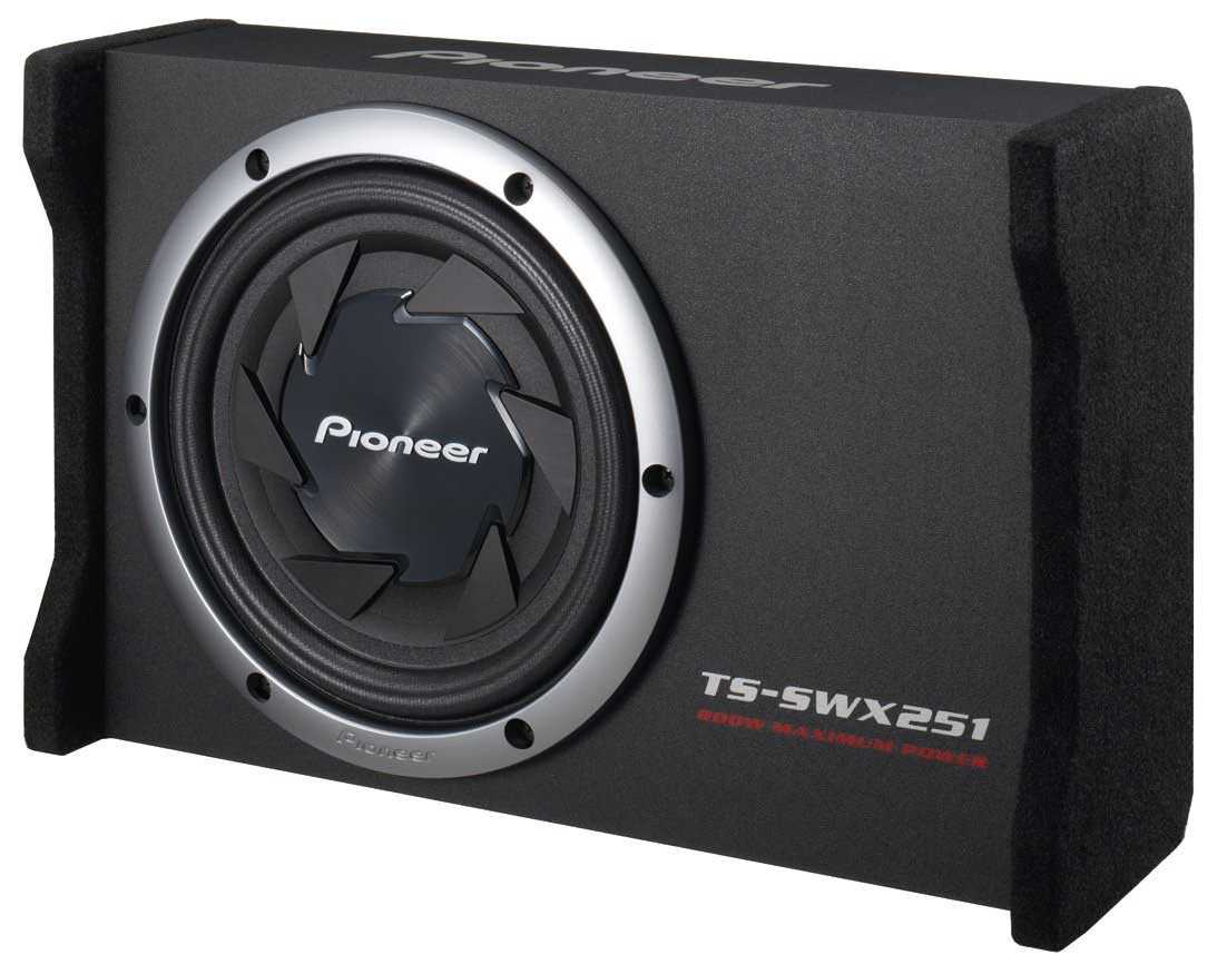 Pioneer TS-SWX251 Flat Subwoofer Review