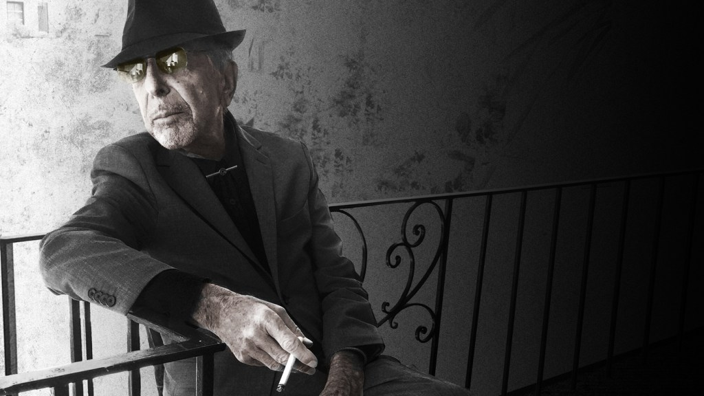 Leonard Cohen's 14th studio album, You Want It Darker, will be out Oct. 21.