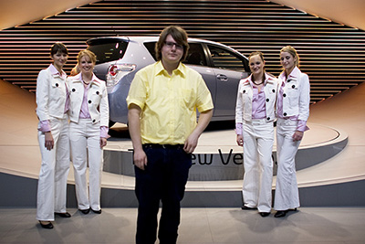 Moi avec des filles, 2009