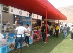"""Realizan feria gastronómica """"A papear"""", por fiestas patrias en distrito de Pachacámac"""