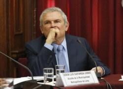 """Campaña """"Habla Castañeda"""" busca recolectar 25 mil firmas para interpelar a Castañeda Lossio"""