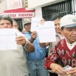 Vecinos denuncian cobros excesivos en los tributos por parte de la municipalidad