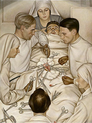"""""""The Operation"""" (1929)"""