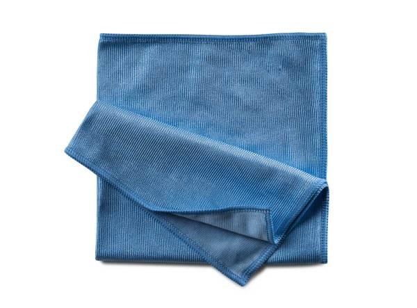Fenstertuch Hochglanz | Blau 40x40 cm 1