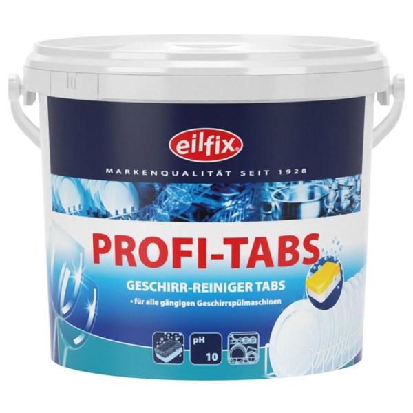 Eilfix Profi-Tabs 160 Stück | Geschirr-Reiniger Tabs