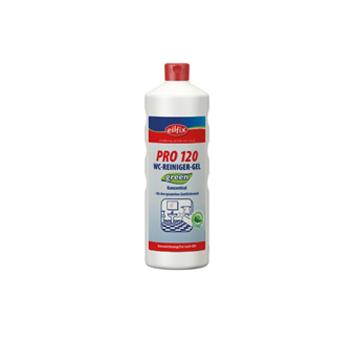 WC-Reiniger Gel | Eilfix Pro 120 Green 1L 1
