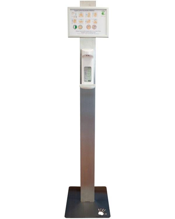 Spendersäule | mit Sensorspender 1000ml 3