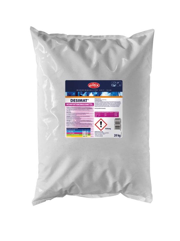 Eilfix Desimat 20 kg | Desinfektionswaschmittel 1