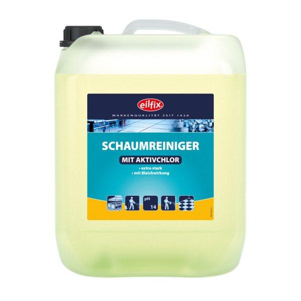 Eilfix Schaumreiniger Chlor 12 kg 1