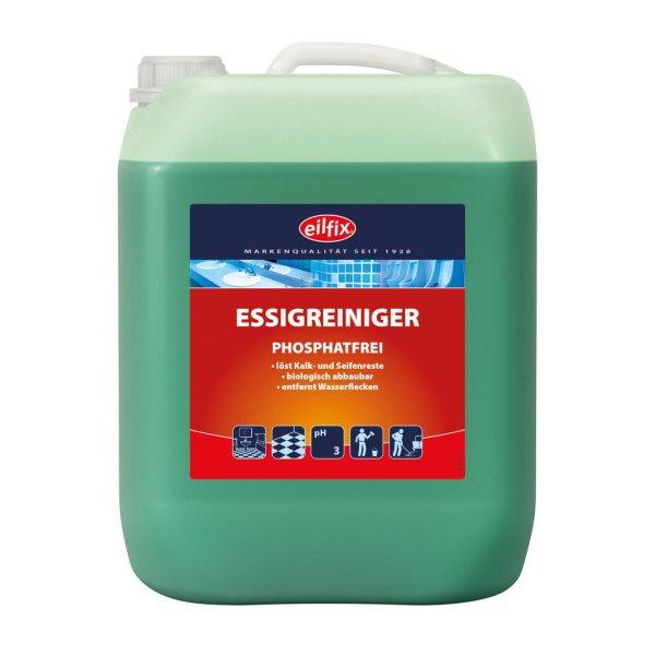 Eilfix Essigreiniger 10 L | Universalreiniger 1