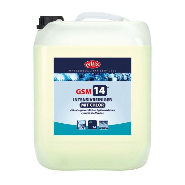 Eilfix GSM-14 14 kg   Intensivreiniger mit Chlor 1