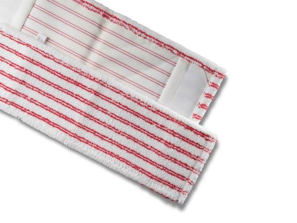 Mikrofasermopp Premium Sani rot, 40cm 1