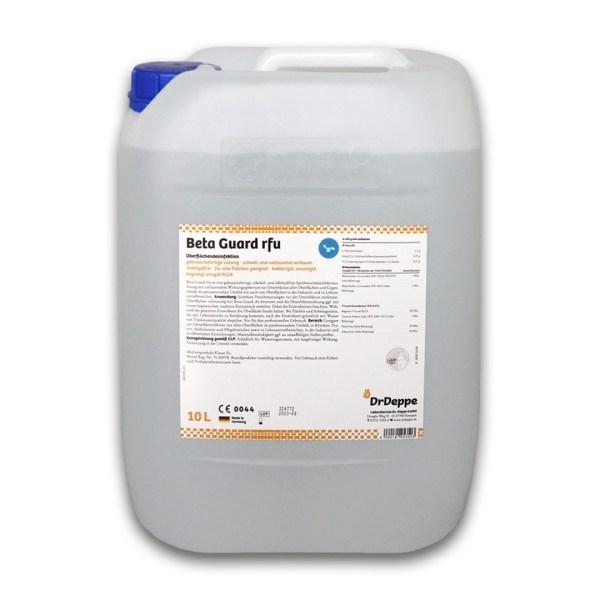DrDeppe Beta Guard rfu 10 L | Oberflächendesinfektion 1
