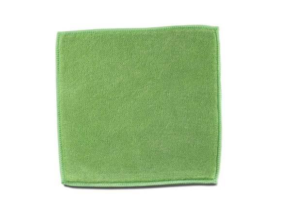 Schwammtuch grün   Mikrofasertuch 1