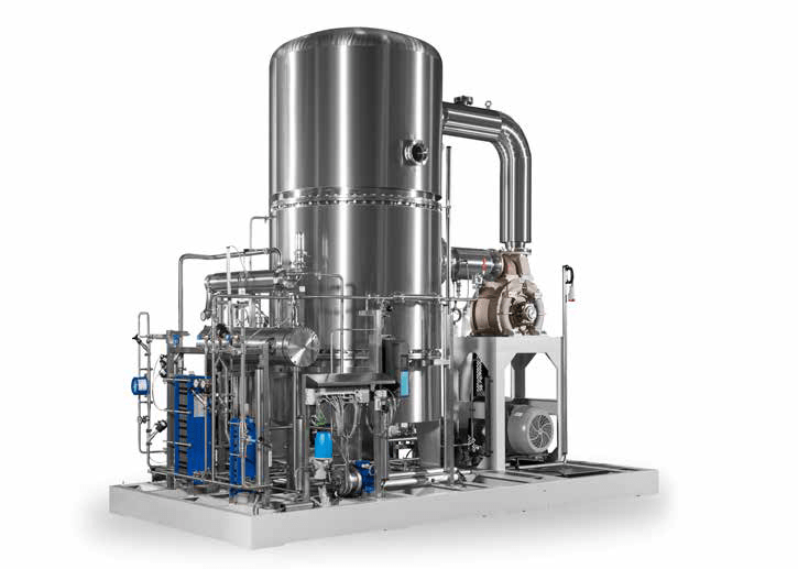 WFI -Vapour Compression Distiller