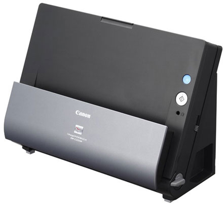 canon imageformula dr-c225w office document scanner
