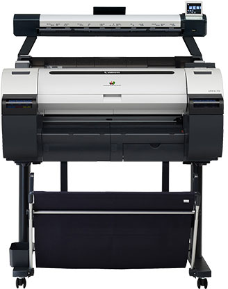 canon imageprograf ipf670 mfp l24 large format printer