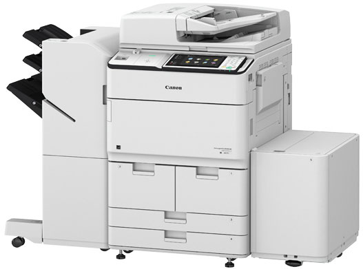 canon imagerunner advance 6555i copier