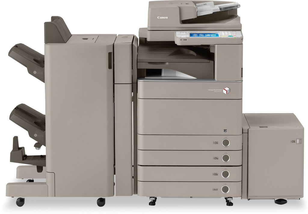 Canon imageRUNNER ADVANCE 500iF MFP UFRII Driver UPDATE