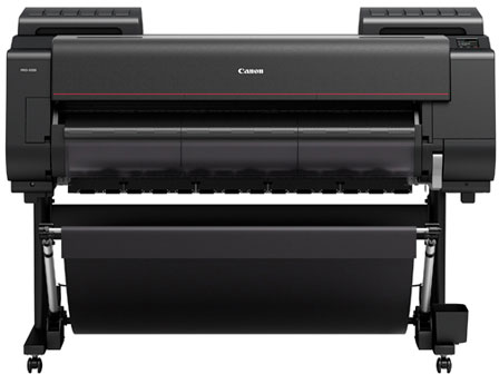 "Canon imagePROGRAF PRO-4000 44"" Wide-Format Printer"