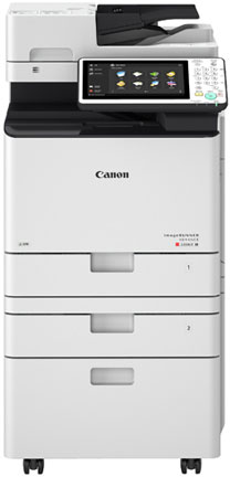 Canon imageRUNNER ADVANCE 400iF MFP Generic UFRII Driver for Mac