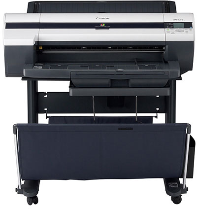 Canon imagePROGRAF iPF610 24 Wide-Format Printer