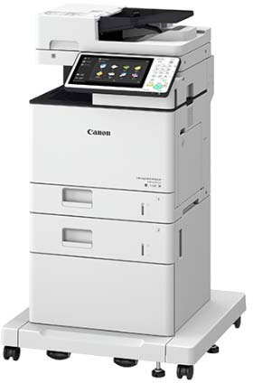 Canon imageRUNNER ADVANCE 615iF II Multi-Function B&W Copier