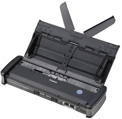 Canon imageFORMULA P-215II Scan-tini Mobile Document Scanner