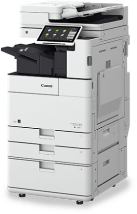 Canon imageRUNNER ADVANCE DX 4735i B&W Multi-Function Copier
