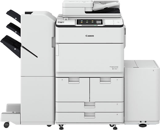 Canon imageRUNNER ADVANCE DX 6755i B&W Multi-Function Copier