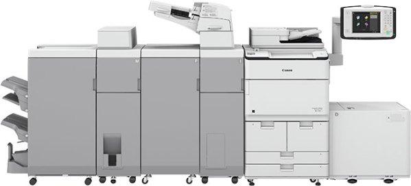 Canon imageRUNNER ADVANCE DX 8705i B&W Multi-Function Copier