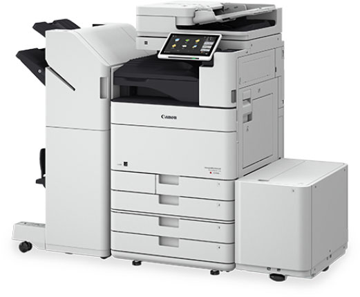 Canon imageRUNNER ADVANCE DX C5750i Color Multi-Function Copier