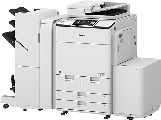 Canon imageRUNNER ADVANCE DX C7780i Color Multi-Function Copier
