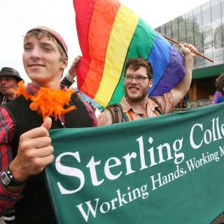 Sterling College Pride 2015