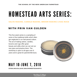 Homestead Arts Series