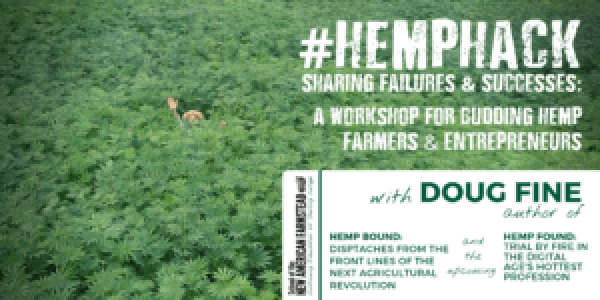 Ad for #HempHack