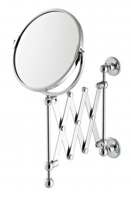 extending shaving mirror