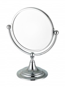 freestanding table mirror
