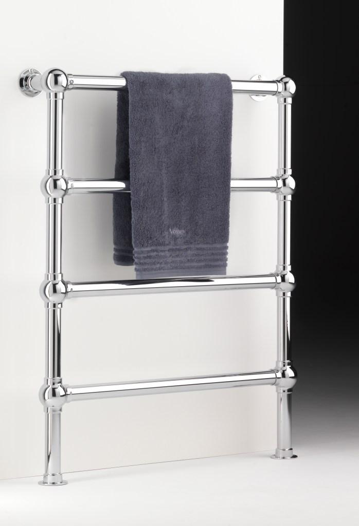 blakedown wall and floor mounted towel warmer