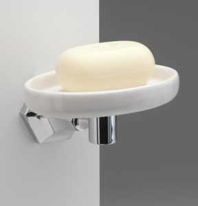 Craftmaster Soap Dish & Holder