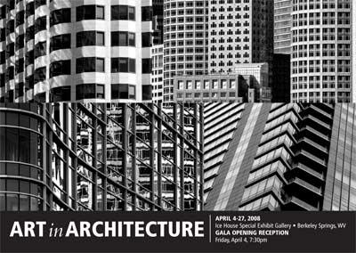 Art in Architecture Postcard