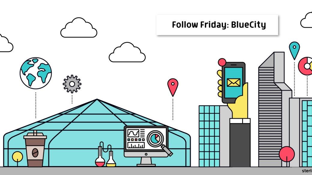Follow Friday: BlueCity
