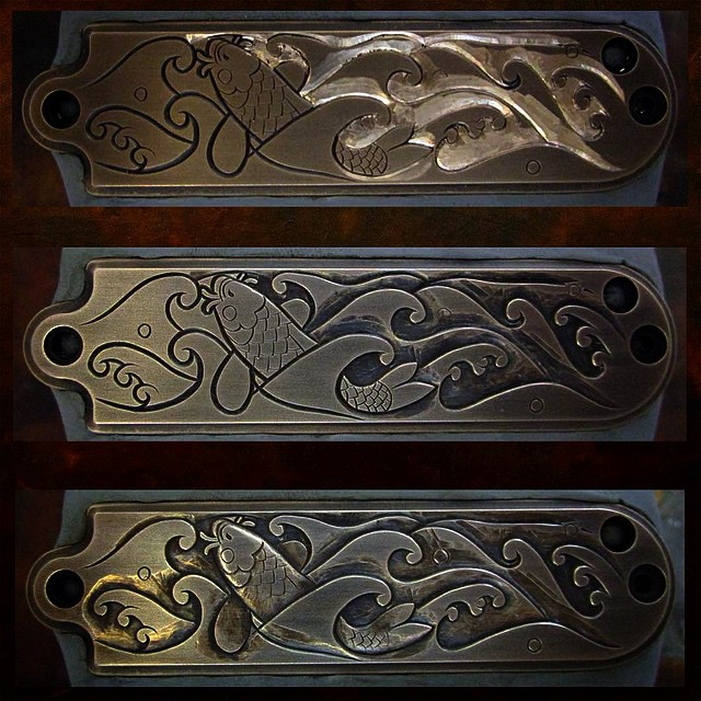 What Does A Carving Knife Look Like: Adventures In Art Metalworking Blog