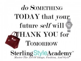 Do Something for Yourself Today | Sterling Style Academy