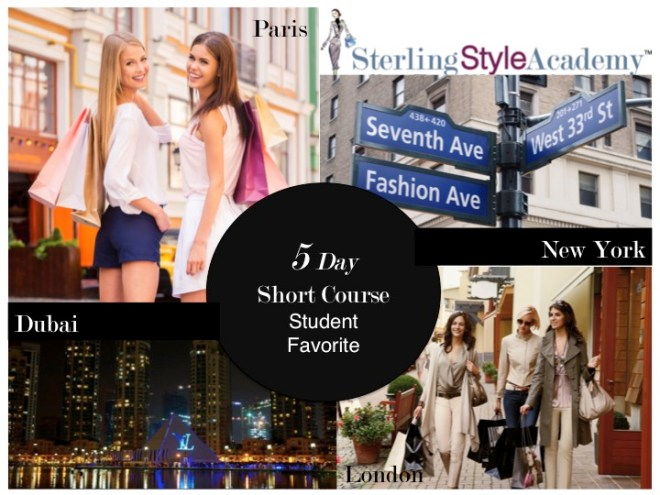 Personal Stylist & Personal Shopper Training   Sterling Style Academy