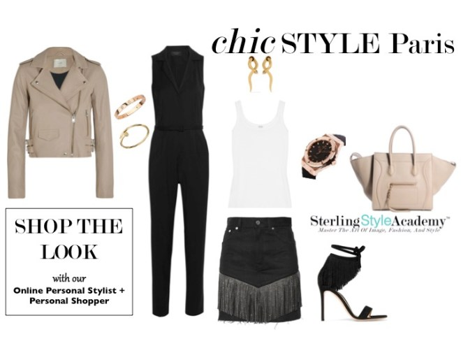 Online Personal Stylist For Hire Paris | Sterling Style Academy