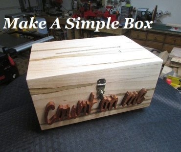 Make A Simple Box