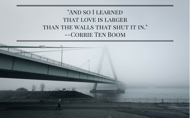 Love Is Larger